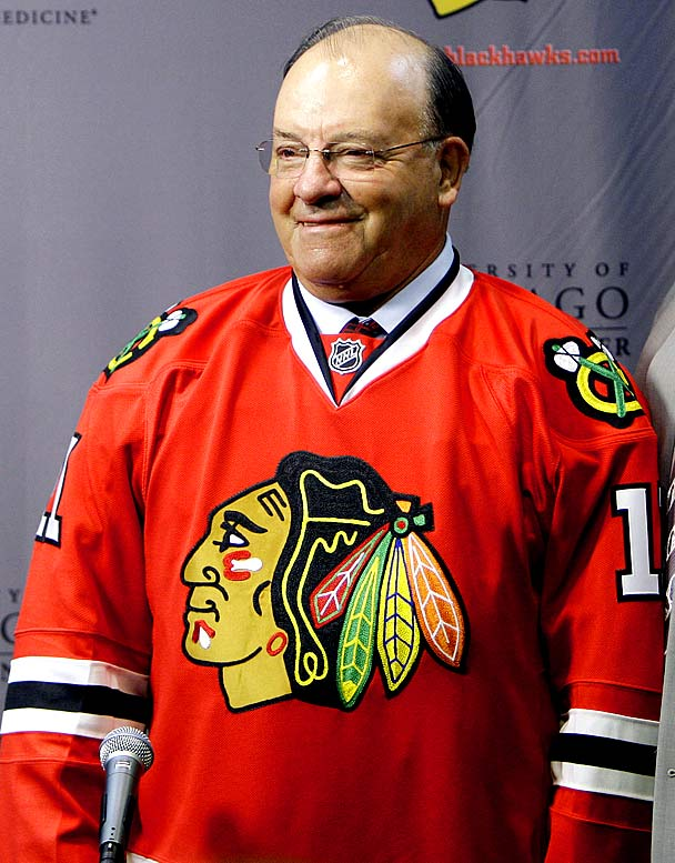 On July 31, Hall of Famer Scotty Bowman, 74, left a special consultant gig with Detroit after 15 years to join his son, assistant GM Stan, as a senior adviser for hockey operations in Chicago. Bowman signed a three-year deal as the Blackhawks continued their impressive revival from longtime doormat with the efforts of progressive new ownership headed by Rocky Wirtz, the son of late owner Bill Wirtz.