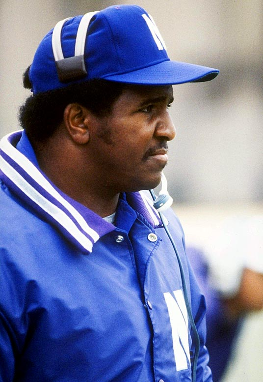 "Dennis Green's Northwestern Wildcats endured the longest losing streak in Division 1-A history -- a 34-game skid from 1979 to '82. Like all bad teams, Green's combined horrible defense with anemic offense, both of which were at their ""best"" during the 1981 season -- a year in which they were outscored 505-82, an average of 40 points per game."