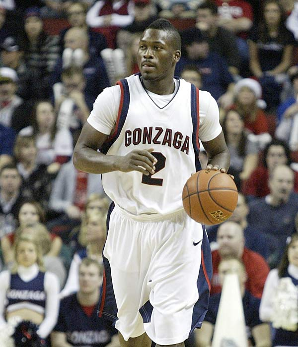 As Andy Glockner wrote in this week's Bubble Watch, this game has repercussions beyond a little bit of rivalry pride:  the WCC co-leaders both need the win to help their chances at the NCAA tournament, but Glockner says the Gaels probably need the regular-season crown more than Jeremy Pargo (pictured) and the Zags.