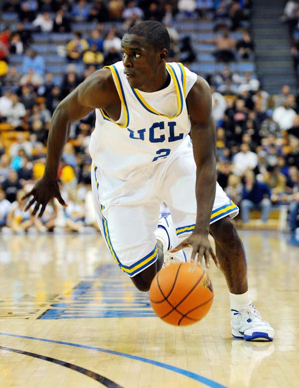 O.J. Mayo may be gone and UCLA may be a little down on its luck this year, but that doesn't mean this rivalry doesn't burn strongly.  Darren Collison (pictured) is averaging 15 points a game for the Bruins.