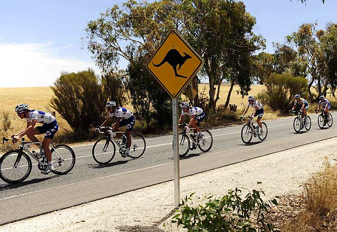 The Tour Down Under is getting a lot more attention this year with Lance Armstrong returning to cycling after a three-year retirement. Here's a look at the race, which concludes on Sunday, Jan. 25.