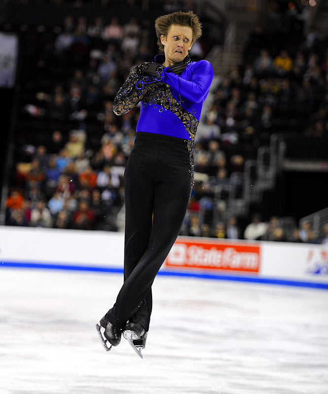 Jeremy Abbott won his first men's title and has to be considered a gold medal favorite for the upcoming world championships.