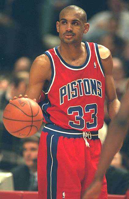 With a record 6,254,427 ballots cast by fans in the Foot Locker NBA All-Star Voting program, Detroit's Grant Hill becomes the first rookie to ever lead all NBA players in All-Star votes received, earning the nod with 1,289,585 ballots