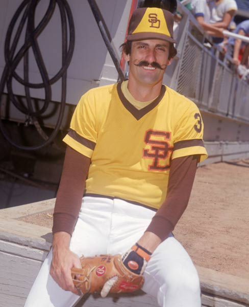Rollie Fingers (pictured), Tom Seaver, Hal Newhouser and Bill McGowan are elected to Baseball's Hall of Fame.