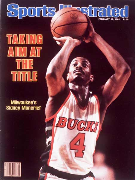 The Milwaukee Bucks retire Sidney Moncrief's No. 4 jersey.
