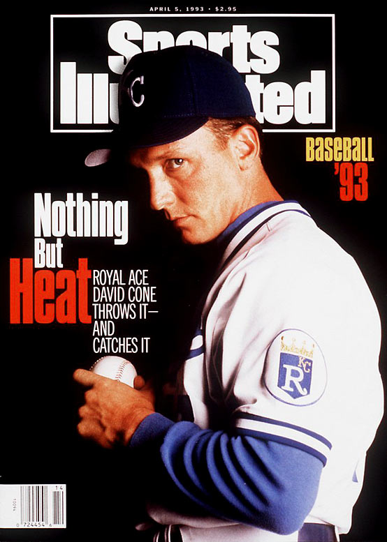Cone pitched for the Mets, Blue Jays, Royals, Yankees and Red Sox in his 17-year career (1986-2003), winning the AL Cy Young in 1994 with K.C. and pitching a perfect game for the Yankees on July 18, 1999. A 20-game winner in 1988 (Mets) and 1998 (Yankees), he won five World Series rings to go with his 194-126 career record and 3.46 lifetime ERA.