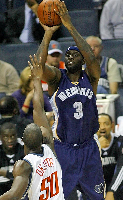 "Grizzlies forward Darius Miles' comeback from a two-year absence is great news for him but a significant blow to the Trail Blazers, who are back on the hook for the $18 million left on the player's old contract. The saga turned ugly when Portland threatened a lawsuit against any team that signed Miles ""for the purpose of adversely impacting"" the Blazers' future salary-cap space and luxury-tax situation. The Grizzlies went ahead anyway, and now the Blazers will have less money to spend in free agency this summer."