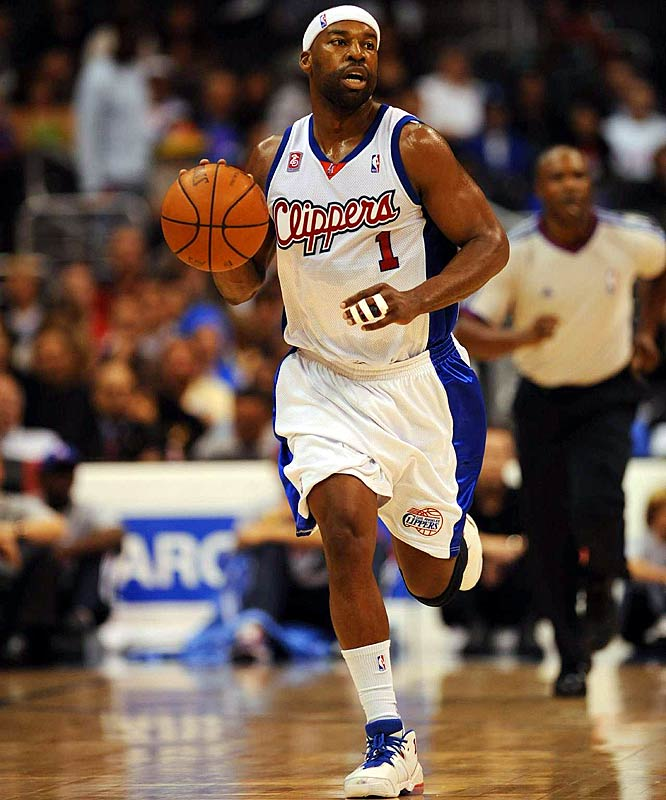 What kind of reception will Baron Davis get in his return to Golden State? Well, first he needs to suit up, as a bruised tailbone has kept him out for the last two weeks. Davis' first season with the Clippers has been a bust; he's shooting only 36 percent from the field and his team is challenging for the league's worst record.
