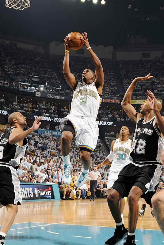 San Antonio entered the week with a 1 1/2-game lead over New Orleans in the Southwest Division. This is the first of three matchups between the rivals during the second half of the season, with the Hornets holding a 1-0 edge in the series thanks to a Chris Paul-led comeback victory last month in New Orleans.
