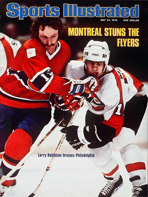 The big, ferocious backliner dished booming hits for the Habs for 17 seasons while winning two Norris trophies, the '78 Smythe and six Cups, including four straight from 1976-79. He set team records for most goals, assists, points and games by a defenseman and, most remarkably, never missed the playoffs during his 20-year NHL career.