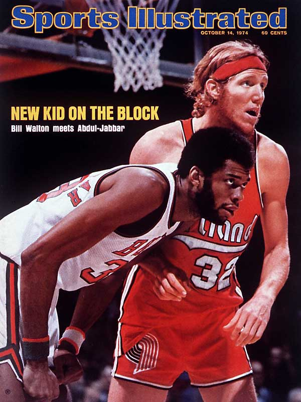 After winning three Naismith Awards at UCLA, Bill Walton arrived in Portland as the savior of the Trailblazers franchise. Big Red was injured for much of his first two years in the league, but led the Blazers past Kareem Abdul Jabbar and the Lakers in the conference finals, and to an NBA championship in 1977.