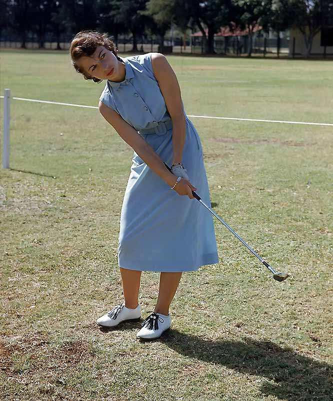 As one of the LPGA's 13 founders, Hagge, who played with the name Marlene Bauer before marriage, became the youngest to make the cut for the U.S. Women's Open at age 13. She won a staggering 26 titles from 1952 to 1972.  Worthy of consideration: Becky Hammon