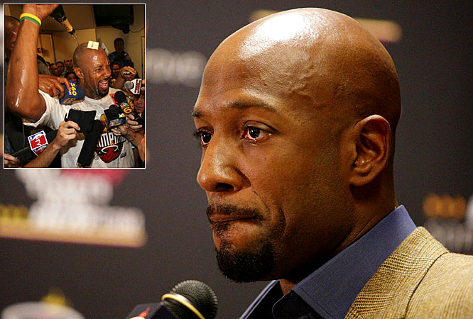 Seven-time All-Star and two-time NBA defensive player of the year Alonzo Mourning retired rather than mount another comeback. Mourning came back after being diagnosed with focal segmental glomerulosclerosis, a career-threatening kidney disease, in 2000, and battled back after a kidney transplant in 2003. The second overall pick in the 1992 draft, Mourning averaged 17.1 points and 8.5 rebounds in 15 seasons, and won an NBA championship in 2006 as a member of the Miami Heat.