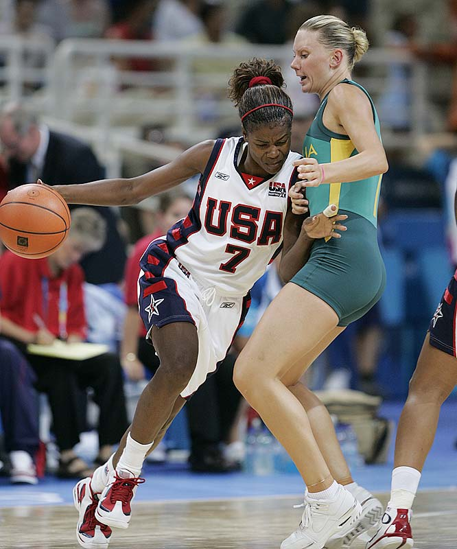The three-time WNBA MVP and three-time Olympic gold medalist was waived by the Seattle Storm in February 2009, just one day before her 2009 contract would have become guaranteed.