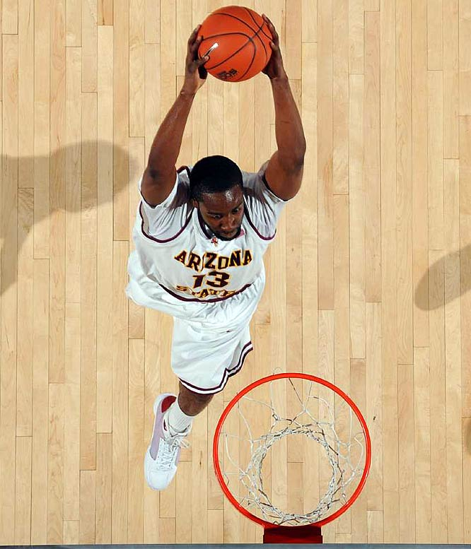 The top two teams in the Pac-10 square off Thursday when James Harden's (pictured) Arizona State squad meets Washington. Led by Jon Brockman (14.6 points and 11.3 rebounds per game), the Huskies hold a half-game conference lead over the Sun Devils.