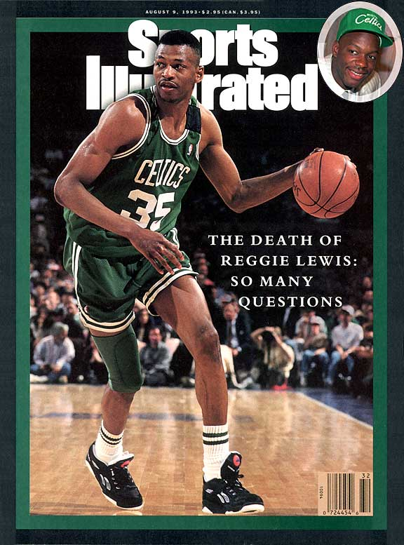 There are two dark clouds in Celtics franchise history. The first was the tragic death of Reggie Lewis during the summer of 1993. The other was the unexpected death of Len Bias hours after being drafted by the Celtics in June 1986.