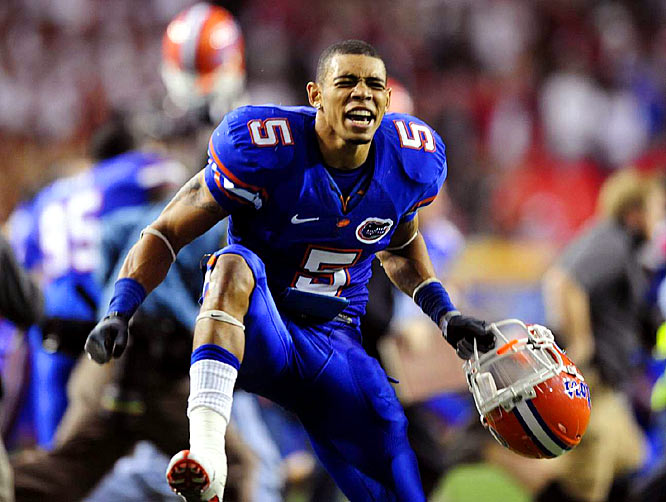 On the heels of their '06 national championship, Urban Meyer's Gators reeled in the nation's top recruiting class, landing a slew of players who contributed to Florida's national title team in '08. In two seasons at Florida, the class, which included Joe Haden (pictured) and Carlos Dunlap (the BCS title game's defensive MVP), has won 22 games.