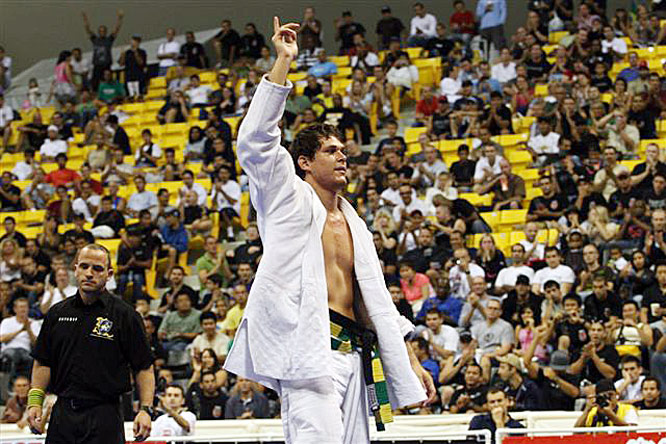 The 2005 ADCC World Submission champion, Roger Gracie comes from one of, if not the most, prominent families in mixed martial arts. He is currently a Brazilian Jiu-Jitsu black belt and owner of the Roger Gracie Brazilian Jiu-Jitsu Academy in London.