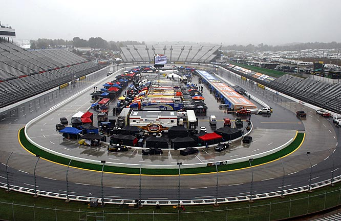 Every week, 47 or 48 cars come to the track to try to make a 43-car field, but sometimes it's a waste of time? Some drivers know before they get to the track that they have no chance to stick around for Sunday; because if it rains on Friday, the sport cancels qualifying altogether and sets the field on an antiquated system. Couldn't the powers that be give the underdogs on the outside looking in just one chance to strut their stuff on Saturday? After all, the presence of speed is what makes cars go 'round in circles ... not the virtues of past performance.