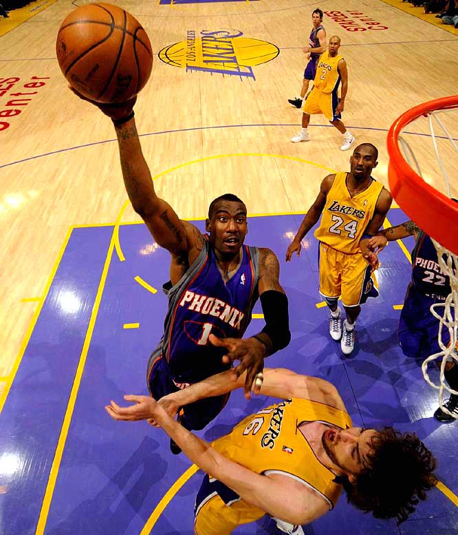 Stoudemire is the Suns' most attractive asset, a 26-year-old All-Star power forward who could bring back young talent, draft picks and financial relief in the form of expiring contracts. But, after firing coach Terry Porter and recommitting to an up-tempo style of play, Phoenix may stand pat at the Feb. 19 trading deadline.