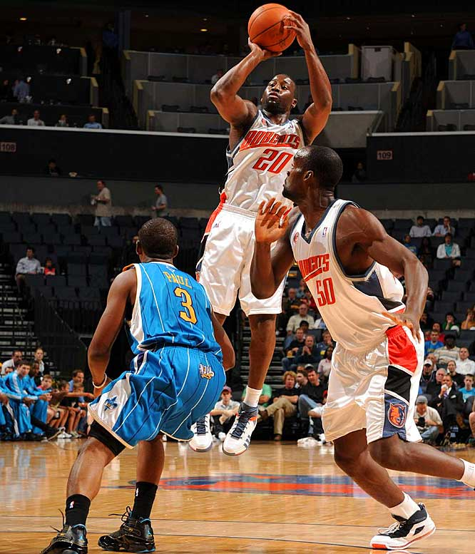 Felton, the fifth pick in the 2005 draft, becomes a restricted free agent after the season and the Bobcats have impressive rookie D.J. Augustin waiting in the wings. Forward Gerald Wallace also could be available. Charlotte already has made three trades this season as the roster is reworked to fit coach Larry Brown.