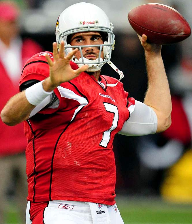 The Heisman Trophy winner's future in Arizona may hinge on whether the Cardinals strike a deal with Kurt Warner. If Warner re-signs, look for Leinart to explore his options and seek a trade.