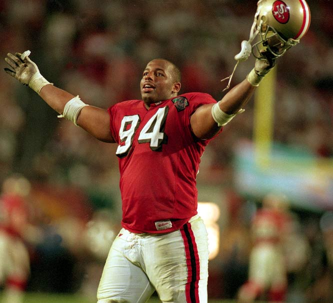 The 'Skins swooped in on the NFL's reigning defensive MVP in 1998, offering a hefty six-year, $36 million deal that included an $8 million signing bonus.  The highly touted defensive tackle quickly became part of a tradition of Redskins' free-agent busts.  After Washington lost its first seven games in 1998, Stubblefield injured his knee and missed the rest of the season.  He had only seven sacks in three seasons with the Redskins.