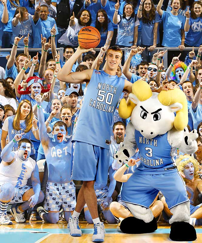 Tyler Hansbrough remains one of North Carolina's most beloved players of all time. <br><br>Send comments to siwriters@simail.com.