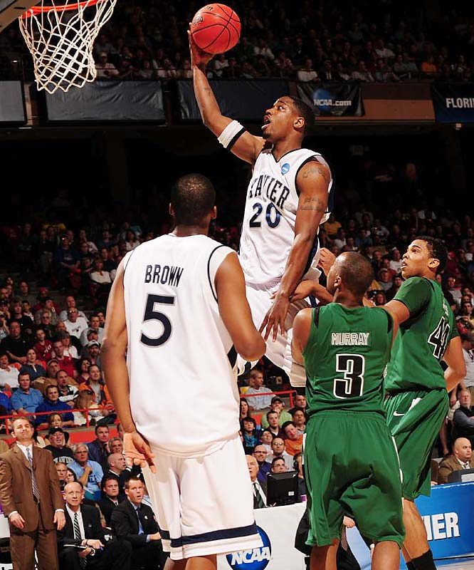 C.J. Anderson scored 14 points and Xavier shot 54 percent from the field to beat Portland State.