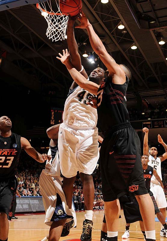 DeJuan Blair, the powerful 6-foot-7 forward, added another double-double with 10 points and 12 rebounds.