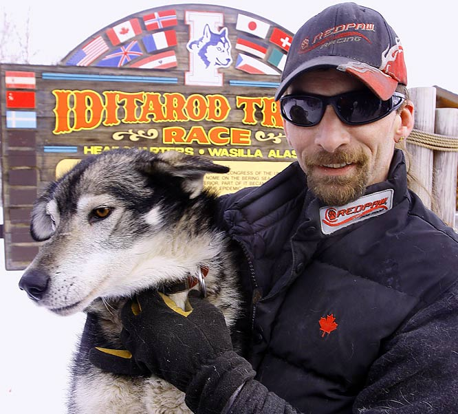 In 2007, Lance Mackey became the first musher to win both the Yukon Quest and the Iditarod in the same year. He repeated the feat in 2008.