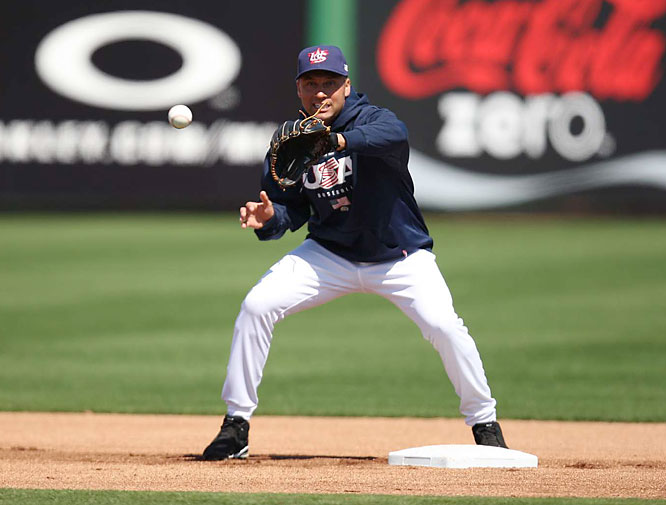 Including everyone from minor leaguers to Yankees captain Derek Jeter, 220 players from Major League Baseball clubs are participating in the WBC.