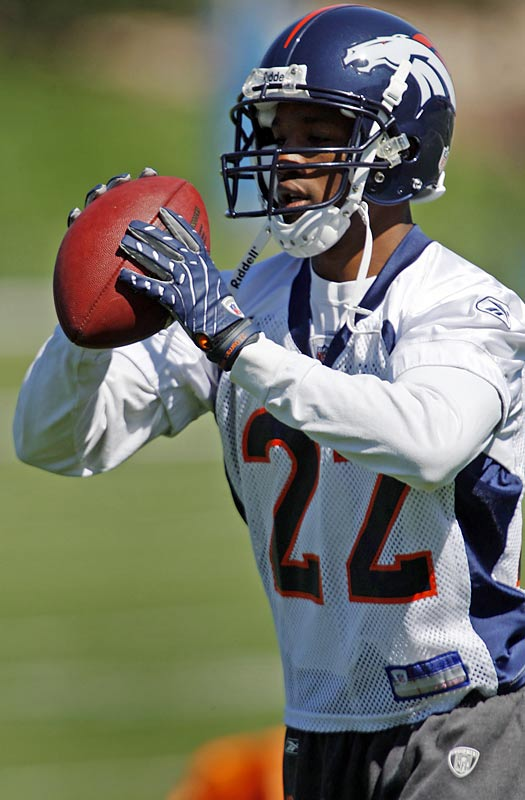 After starting part-time for Atlanta in 2008, Foxworth returned to his hometown and is projected to be the full-time starter.