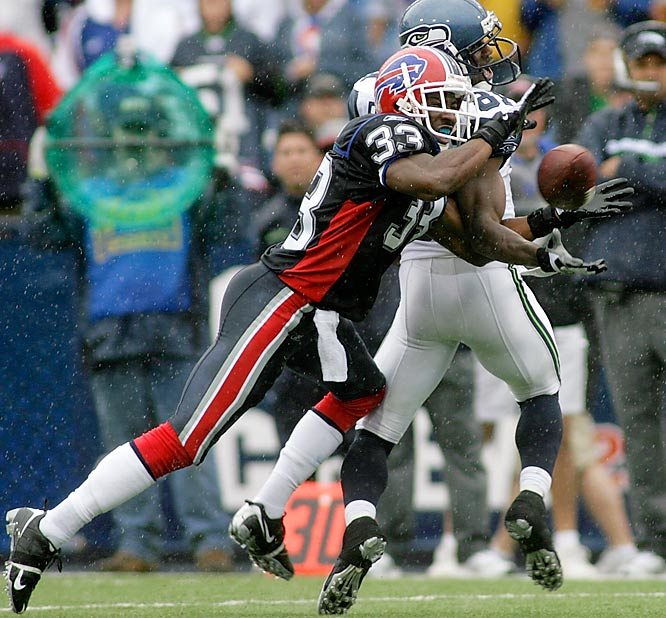 The speedy cornerback signed a four-year deal with the Saints worth approximately $23 million after spending five years with the Bills.