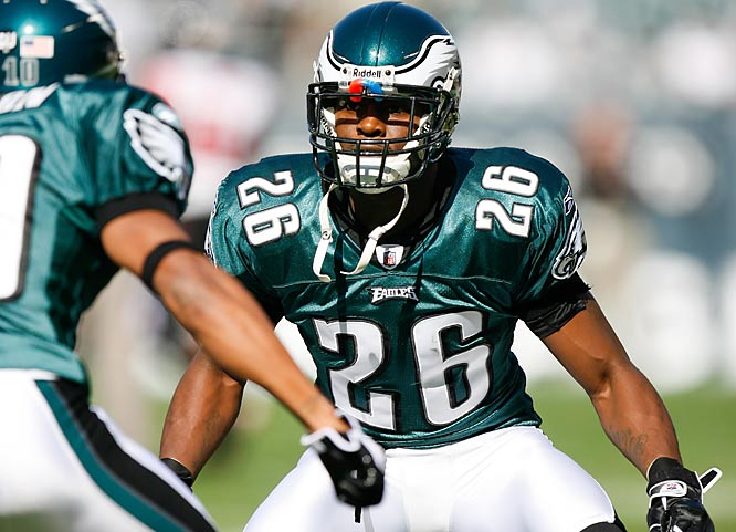 After adding Bart Scott to the roster, the Jets further bulked up their defense by trading two draft picks to the Eagles for Pro Bowl cornerback Lito Sheppard. Though Sheppard saw diminished playing time in 2008, he looks to be a good fit in Rex Ryan's blitz-style defense.