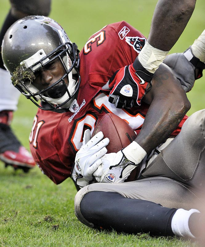 Detroit signed the up-and-down cornerback to a two-year, $8.5 million contract in hopes of garnering the same production that he put up in three seasons with Tampa Bay. After a dreadfully unsuccessful stint with Houston, Buchanan joined the Bucs in 2006 and notched seven interceptions in 33 starts.<br><br>Send comments to siwriters@simail.com.