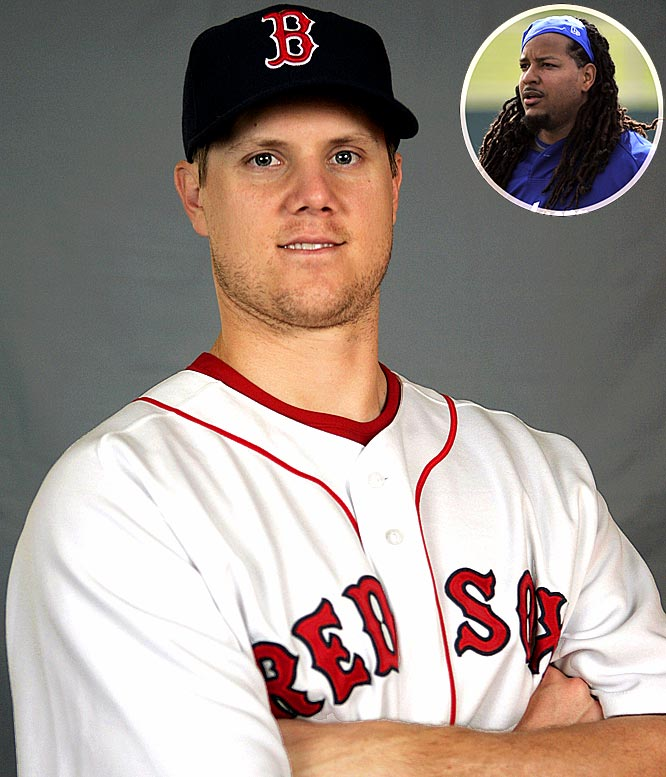 "Some people just can't let bygones be bygones. Papelbon is still referring to Manny Ramirez as a cancer that had to be removed, despite the fact that the Red Sox won two World Series titles in Manny's last four years. It's amazing how Boston can crucify Ramirez for ""quitting"" on his team but embrace former ""quitters"" Randy Moss and Stephon Marbury as soon as they come to Bean Town."