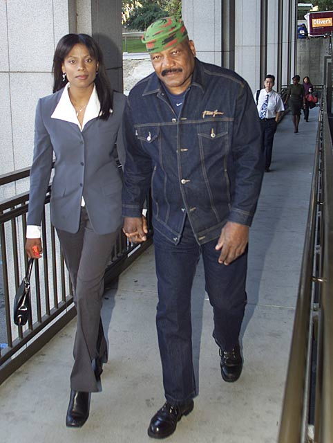 Former NHL player Jim Brown begins a six-month jail sentence for vandalizing his wife's car. Brown had refused to undergo court-ordered counseling and community service.