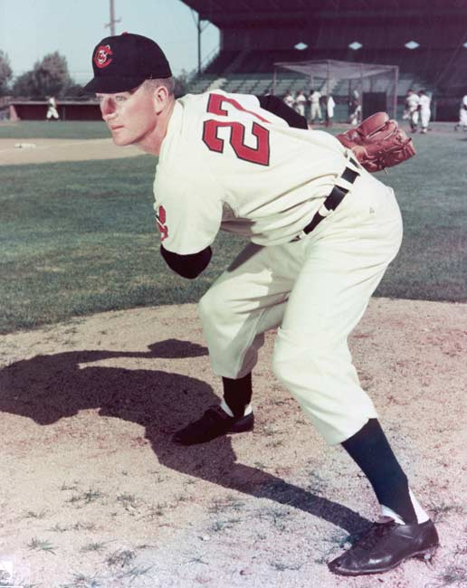 Indians general manager Hank Greenberg turns down the Red Sox million-dollar offer for pitcher Herb Score. The former slugger says the Tribe is building for the future and not into selling its premier players.