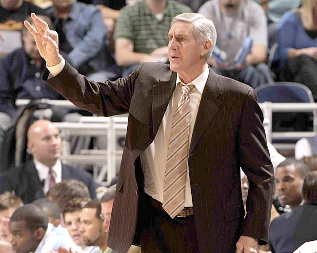 Utah's Jerry Sloan coaches his 1,000th game as head coach of the Jazz, becoming only the sixth coach in NBA history to coach 1,000 games with the same team. Sloan joined Hall of Famers Red Auerbach and Red Holzman as well as Gene Shue, John MacLeod and Al Attles.
