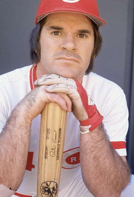 In an exhibition game against the White Sox, rookie Pete Rose goes 2-for-2 in his first appearance as a Red.
