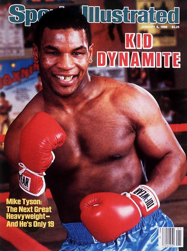"Even before his first nationally-televised bout, Mike Tyson was already making headlines, and gracing the cover of SI. In his first two years as a professional, ""Kid Dynamite"" won 26 of his first 28 fights by knockout -- 16 in the first round."