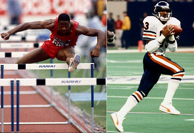 A star in track and football while at Tennessee, Gault made the 1980 Olympic team as a part of the 4 x 100 meter relay team, but didn't participate due to the U.S. boycott. He played 11 NFL seasons for the Bears and Raiders, winning a Super Bowl in Chicago in 1986. He is currently pursuing a career in acting.