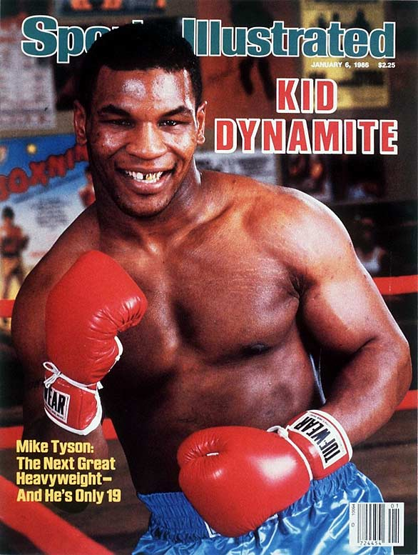 At 13, Tyson had a 5-foot-8, 210-pound frame and, already, the mindset of a troubled individual. While he became known as the school bully at a center for juvenile delinquents in upstate New York, Tyson had, unknowingly, began his storied career to boxing stardom. By 19, he was already 15-fights deep in his pro career and was eyed as the next great heavyweight to hit the scene.