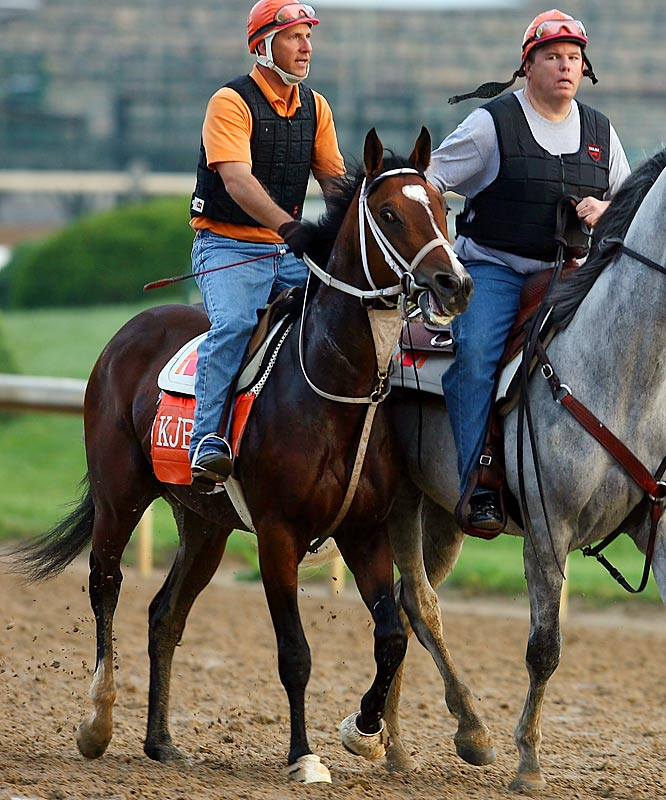 Post Position: 14<br>Jockey: Joe Bravo<br>Trainer: Kelly Breen<br><br>The colt's only win to date came last June at five furlongs, which was five fewer than he'll have to run on Saturday. He's earned his way to Churchill Downs with a string of decent finishes in big races: second in last November's Remsen Stakes, fourth in the Wood Memorial. With that track record, odds of 50-1 seem generous indeed.
