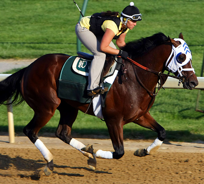 Post Position: 20<br>Jockey: Robby Albarado<br>Trainer: D. Wayne Lukas<br><br>There was a time when Wayne Lukas could hardly walk through his barn without bumping into a serious Derby contender. But that was years ago. Now 74, the dean of Triple-Crown trainers (with four Derby victories in 42 stars to his credit) hasn't had a horse in this race since 2005. Unfortunately, Flying Private looks to be overmatched, with only one victory in 10 career starts.