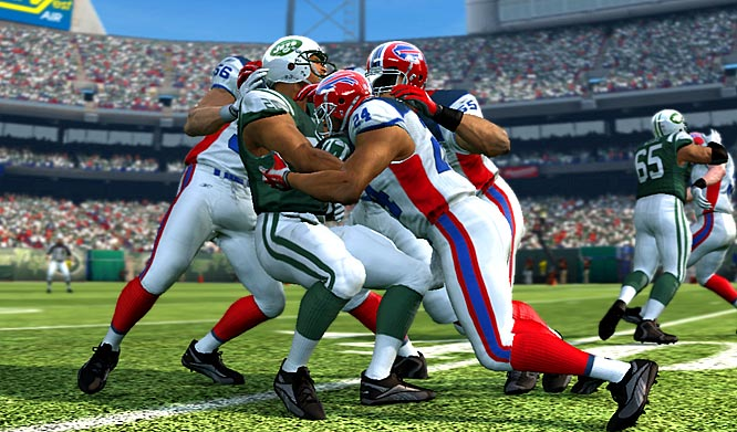 The ability to dig for extra yardage and scrum for fumbles will be among the new features in the new Madden.