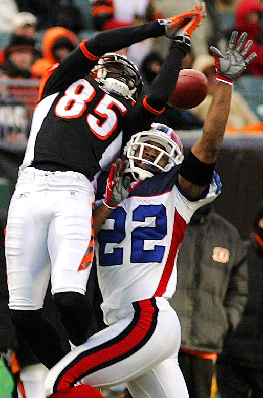 After starting nearly every game for the Bills since his rookie season, Clements became the highest paid defensive player in the NFL (since surpassed) when he became a free agent in 2007 and signed with the 49ers.<br><br>Others considered: <br>Jeff Faine (2003)<br><br>Send comments to siwriters@simail.com