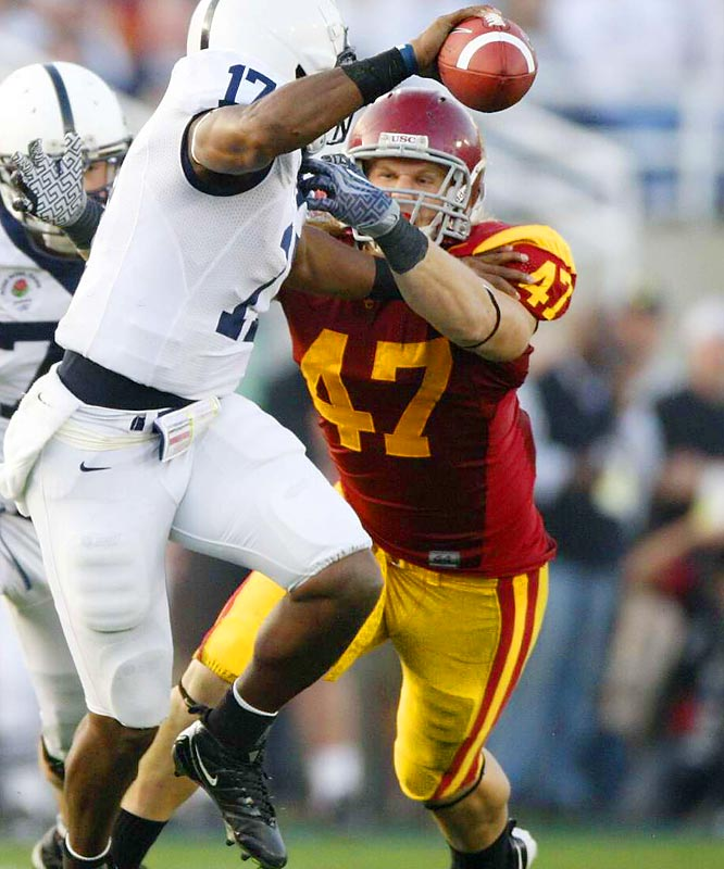 A backup his first three seasons in the program, Matthews grew into one of the Trojans' most reliable defenders last season.