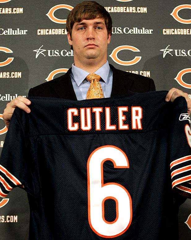 Something tells me it's not going to take long before Chicago and Cutler realize that his success in Denver had more to do with the players and coaches around him than his own streaky skills.